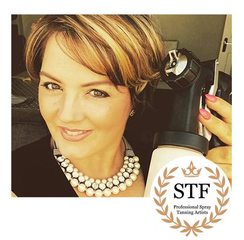 Sarah Fox - Spray Tanning Professional in Torquay