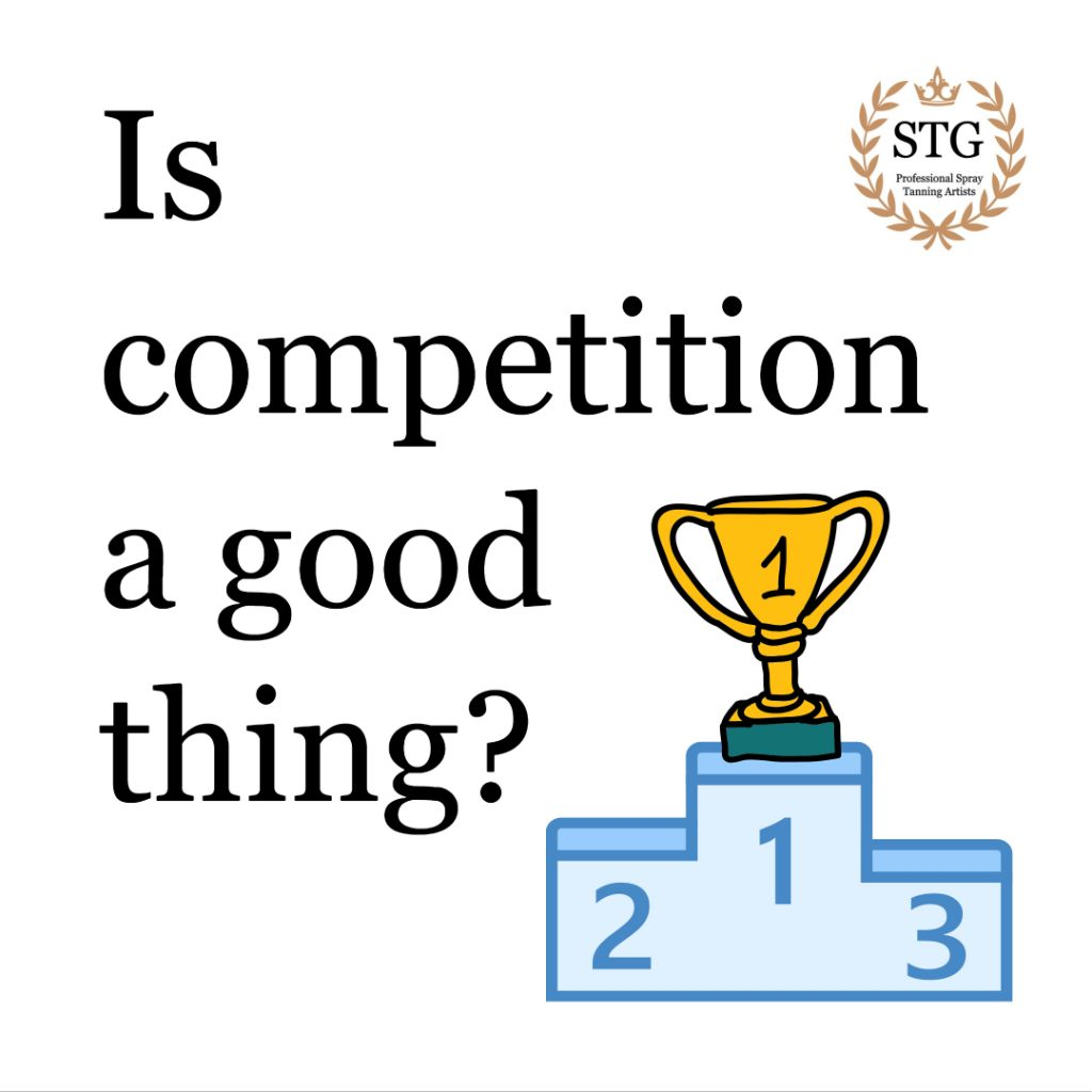 Is competition a good thing?
